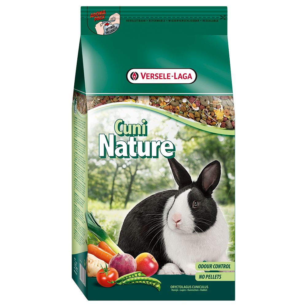 Cuni Nature Rabbit Food - 2.5kg