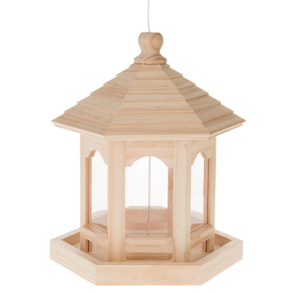 Wild Bird Feeding Station - 20.5 x 17.5 x 23 cm (L x W x H)