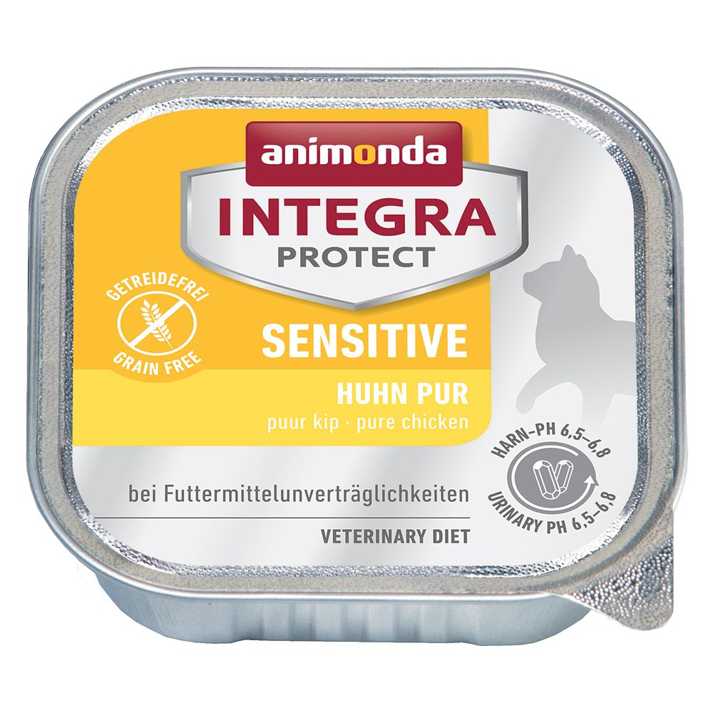 Integra Protect Sensitive 6 x 100g - Lamb & Rice