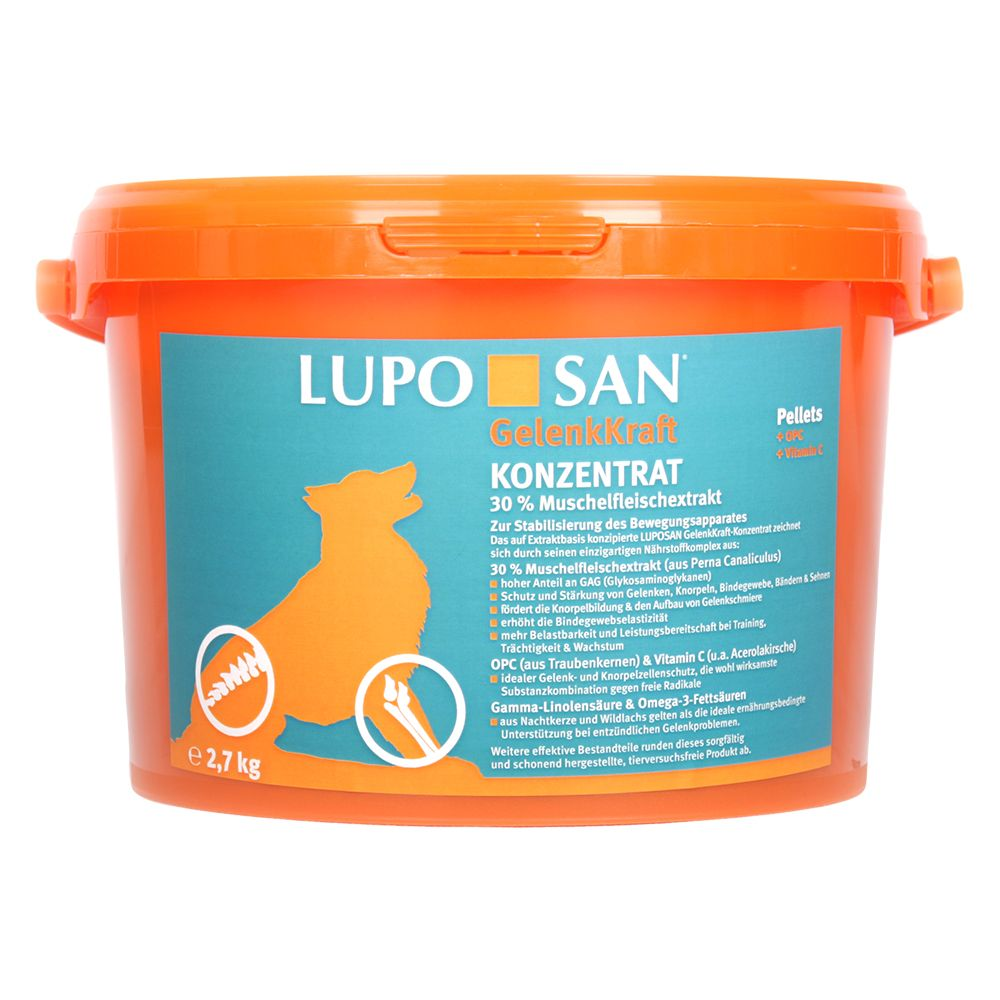 Luposan Joint Power Concentrate Pellets - 1350g
