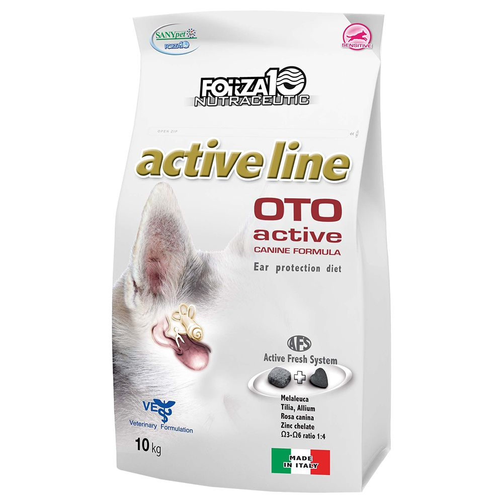 Forza 10 Active Line - Oto Active - 10kg