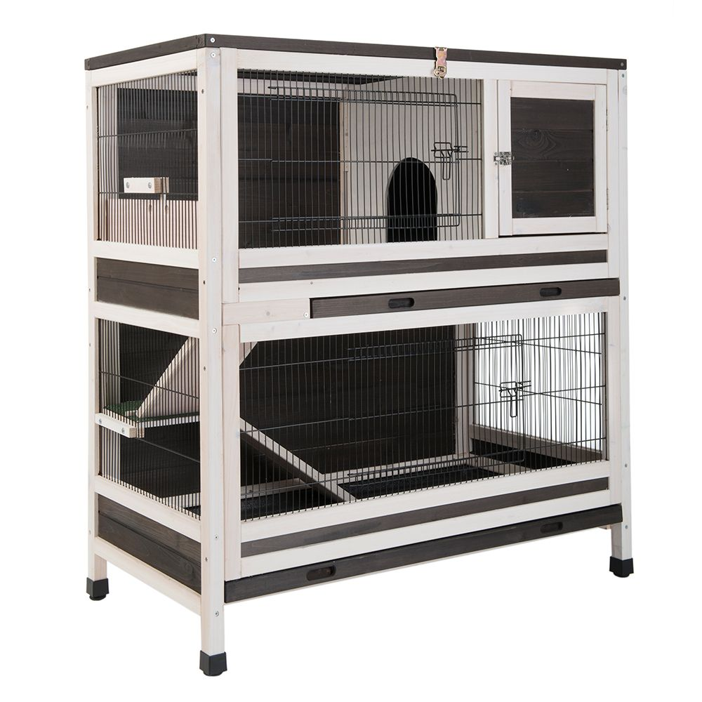 Lounge Small Pet Cage - 107.5 x 58 x 118 cm (L x W x H) (2 Parcels)