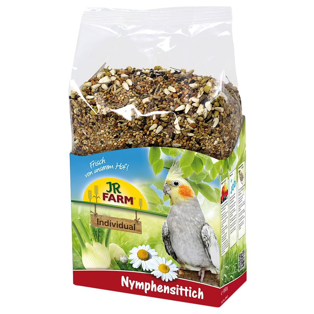 JR Birds Individual Cockatiel Food - 1kg