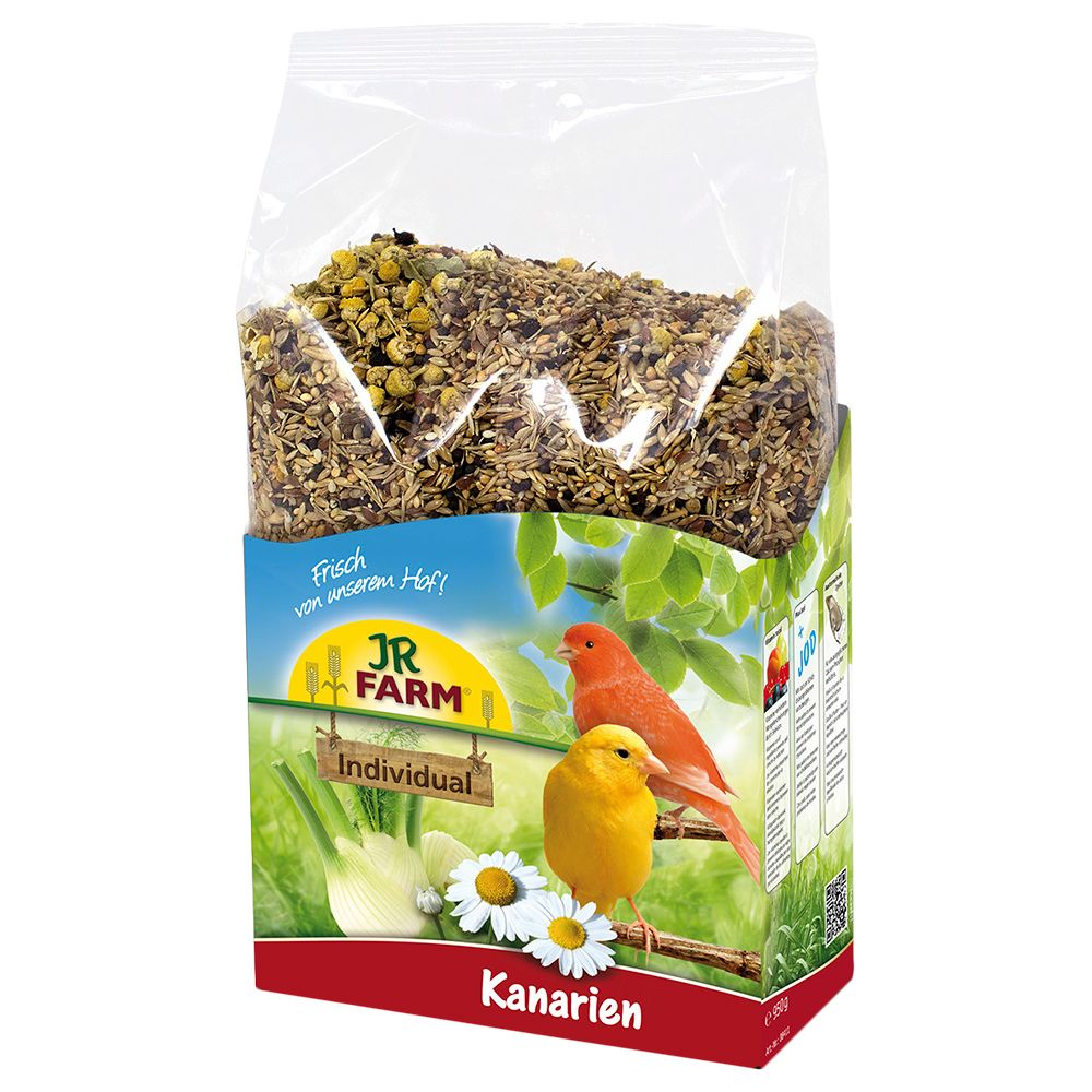 JR Birds Individual Canary Food - 1kg