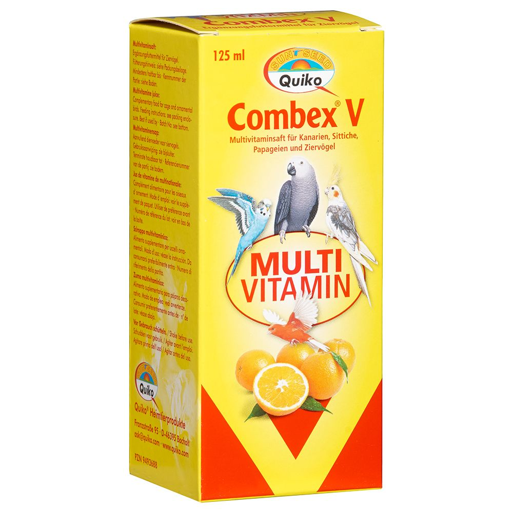 Combex V - Saver Pack: 2 x 125ml