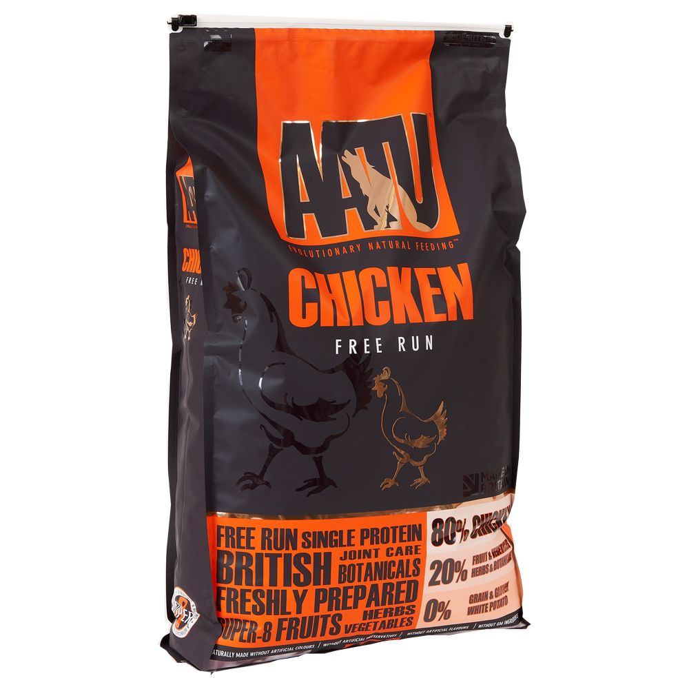 10kg AATU 80/20 Dry Dog Food - Triple Points!* - 80/20 Complete Grain-Free Chicken