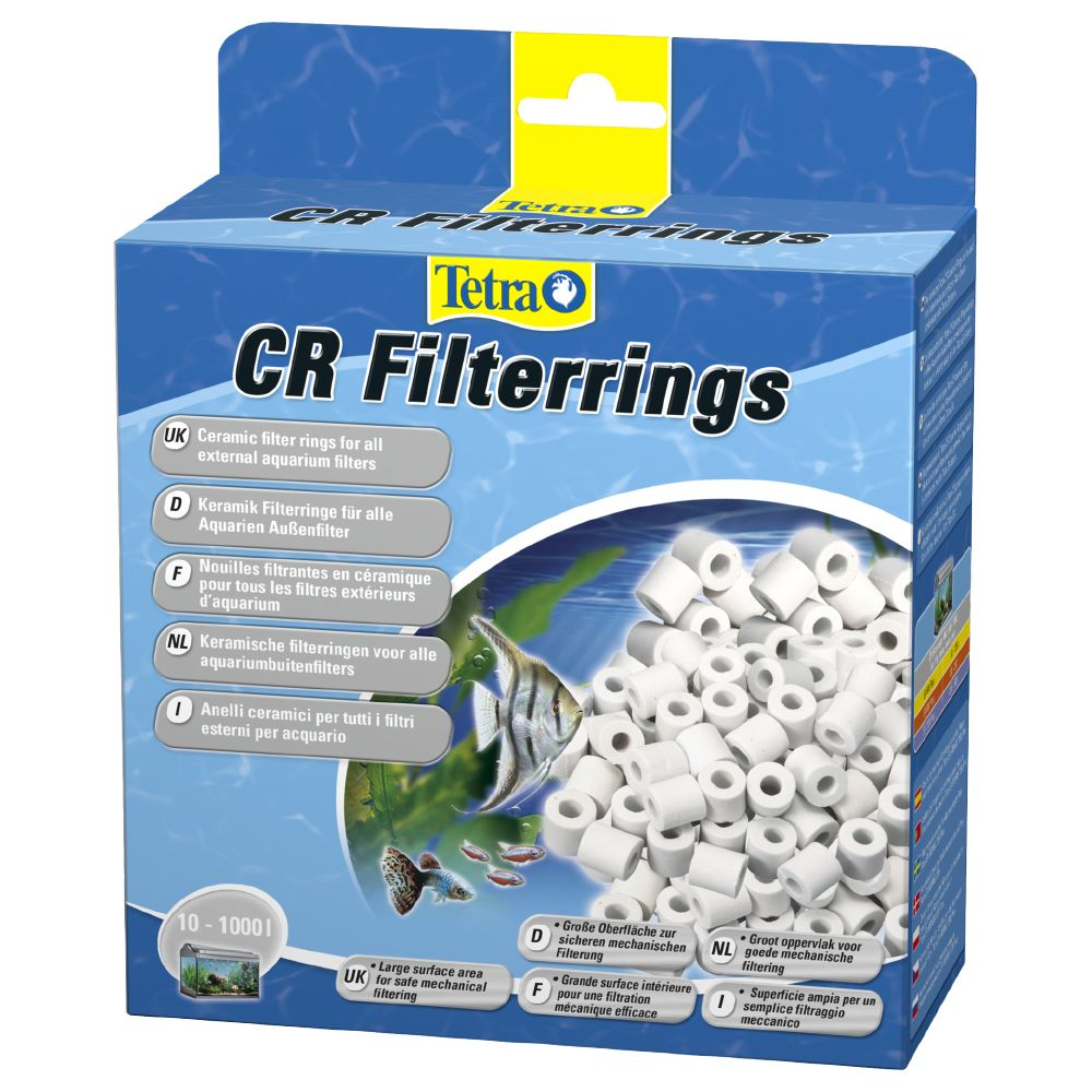 Tetra CR Ceramic Filter Rings - 2.5 litres