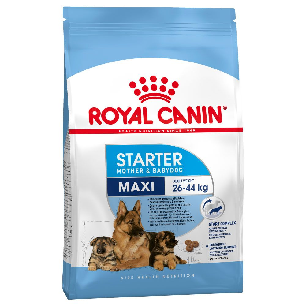 Royal Canin Maxi Starter Mother Babydog - 15kg