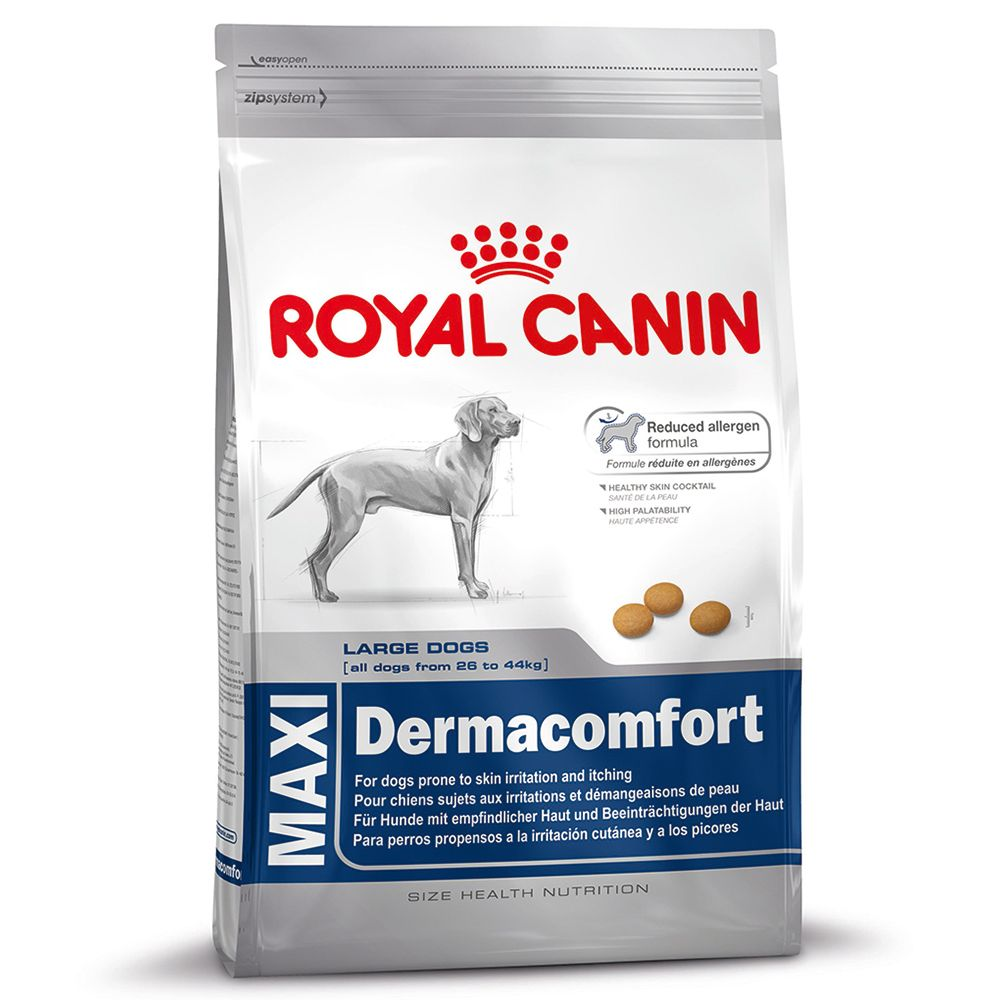 Royal Canin Maxi Dermacomfort - Economy Pack: 2 x 12kg