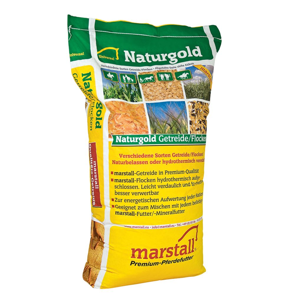 Marstall Black & Gold Oats - 25kg