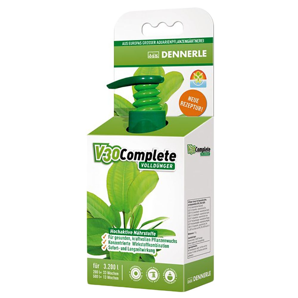 Dennerle V30 Complete Universal Fertiliser - 500ml