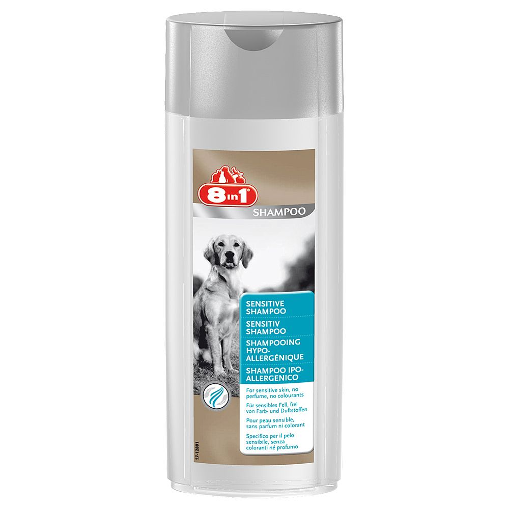 8in1 Shampoo - Sensitive - 250ml
