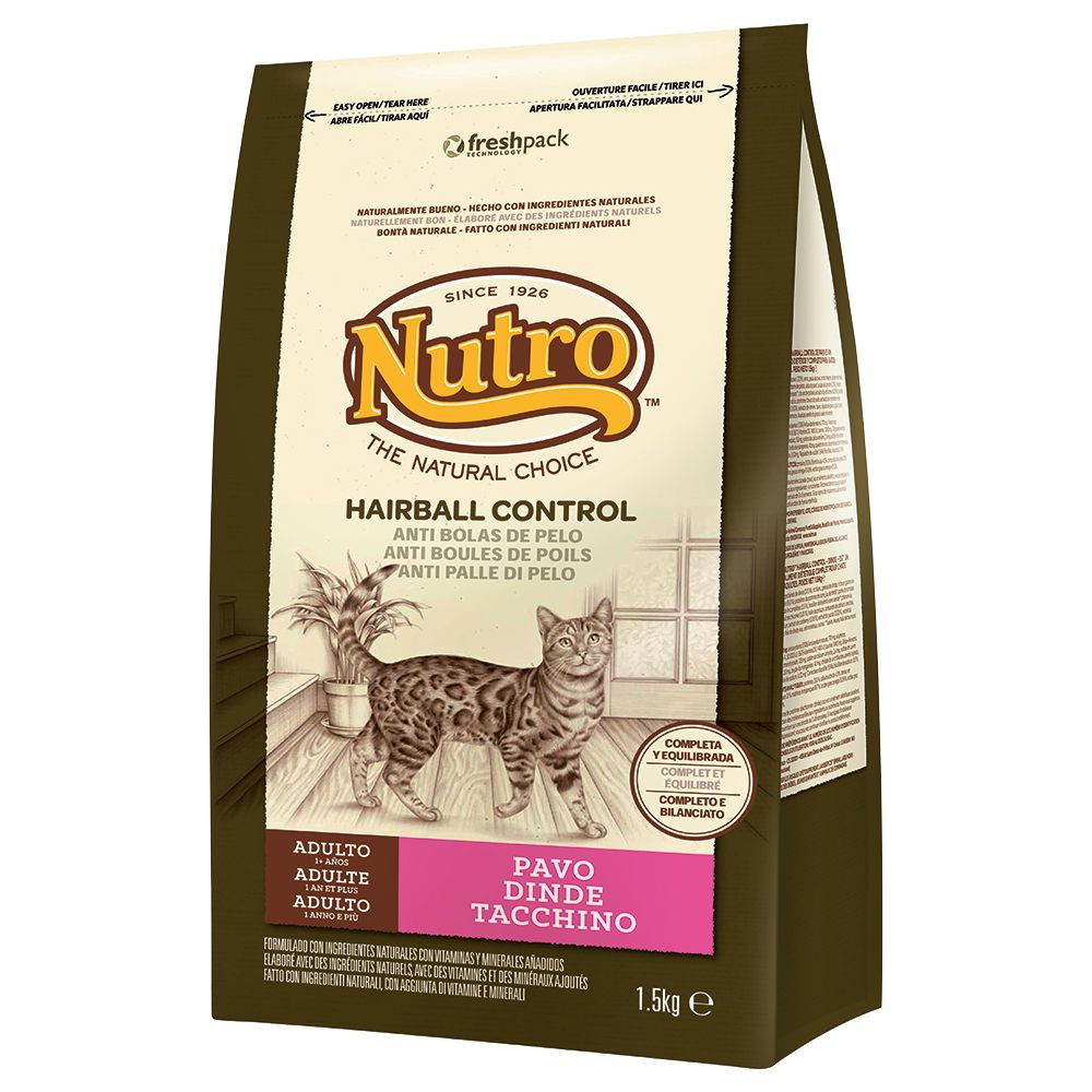 Nutro Natural Choice Hairball Control - 1.5kg