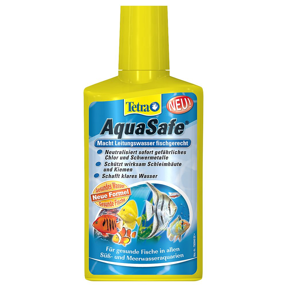 Tetra AquaSafe Double Pack - 2 x 500ml
