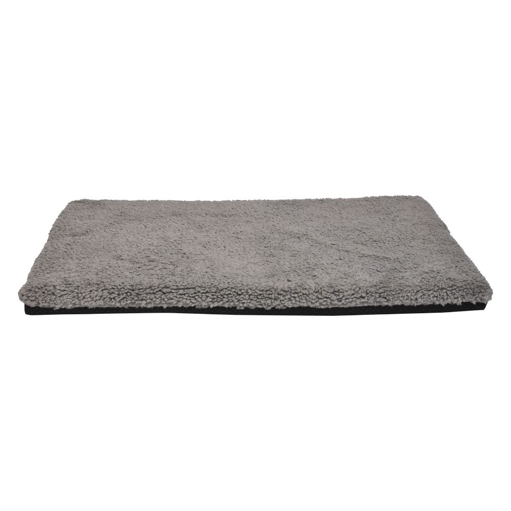 Pawz & Pepper Aurora Ortho Dog Mattress - Grey - L: 100 x 70 x 5 cm (L x W x H)