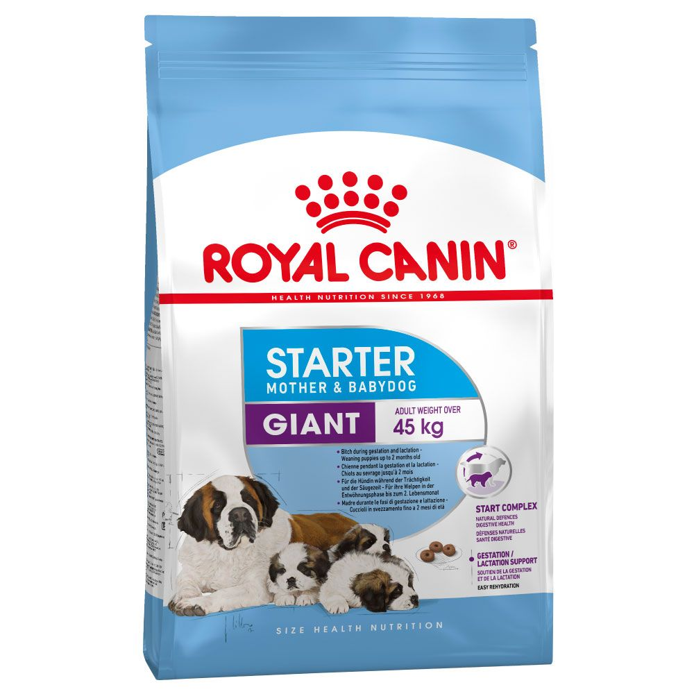 Royal Canin Giant Starter - Mother Babydog - 15kg