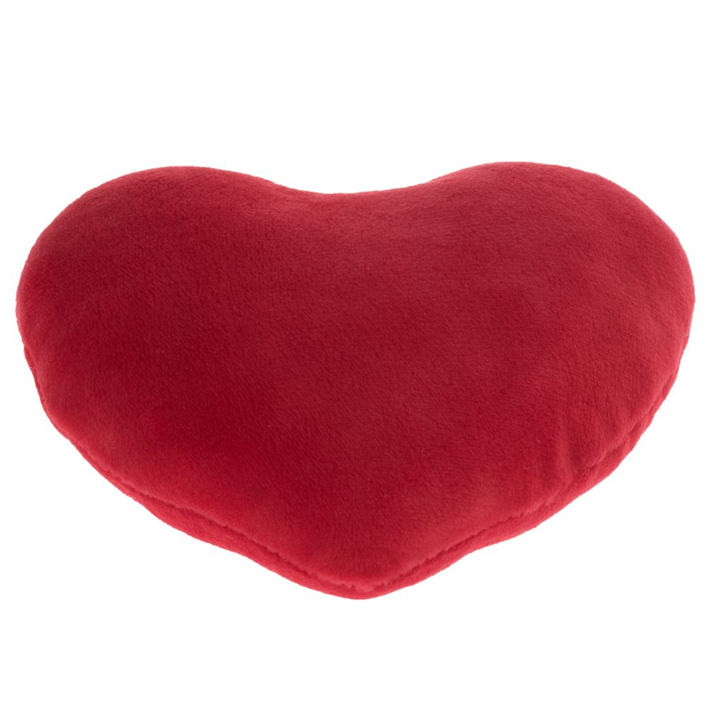 zoolove Dotti Heart Squeaker Toy - approx. 13cm