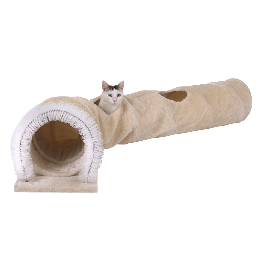 3-in-1 Cat Tunnel - 185 x 30 x 28 cm (L x W x H)