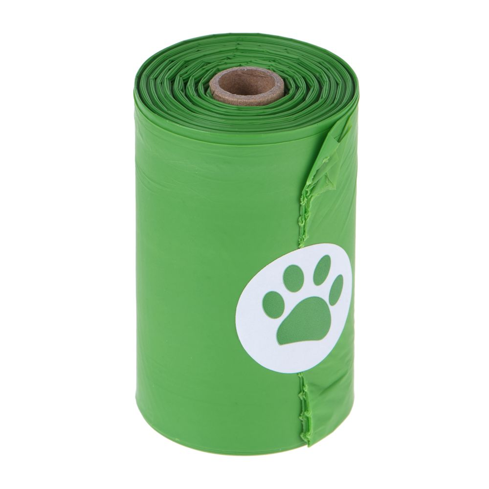 Biodegradable Dog Poop Bags - 20 rolls (15 bags per roll)