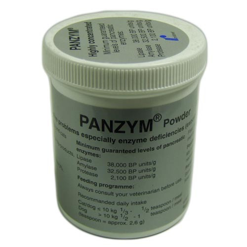 Panzym Concentrated Pancreatic Enzyme Powder