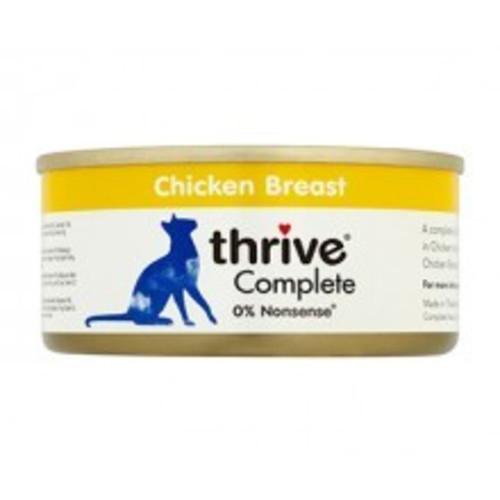 Thrive Complete 100% Chicken Adult Cat Food