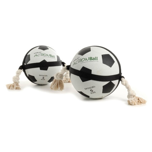 Sharples Pet Action Football Dog Toy