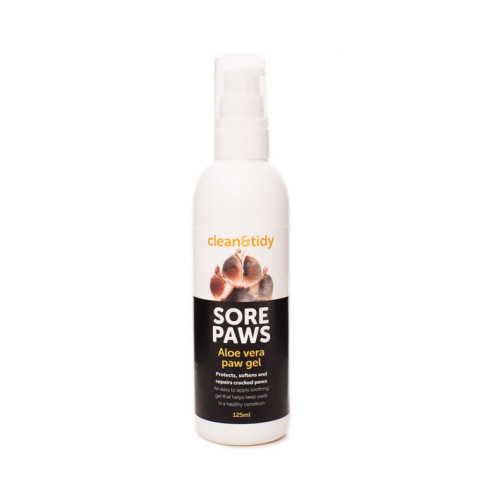 Sharples Pet Clean N Tidy Sore Paws Gel For Dogs