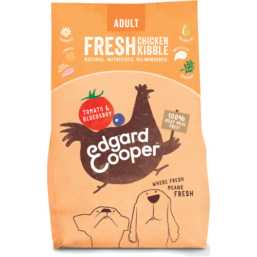 Edgard & Cooper Fresh Chicken, Tomato & Blueberry Adult Dog Food