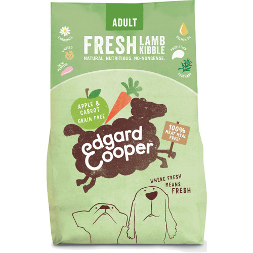Edgard & Cooper Fresh Lamb, Apple & Carrot Adult Dog Food