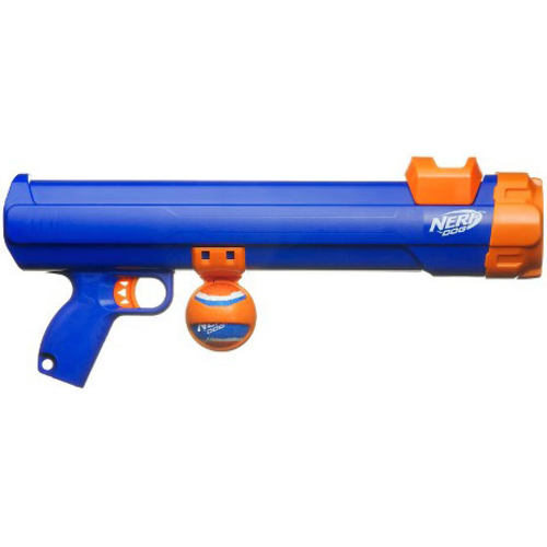 Nerf Dog Distance Tennis Ball Blaster Dog Toy