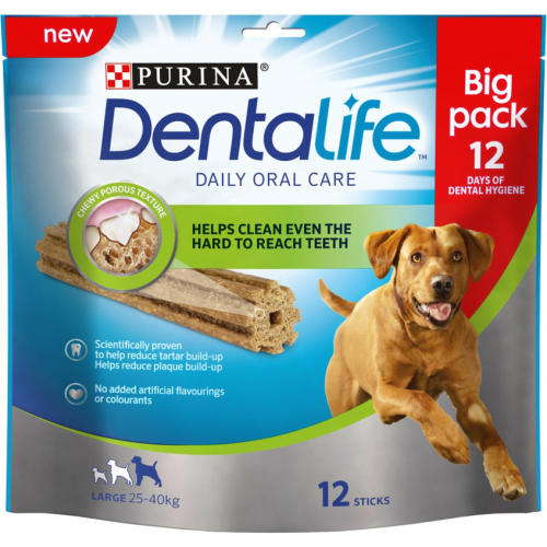 Purina Dentalife Large Adult Dog Chew