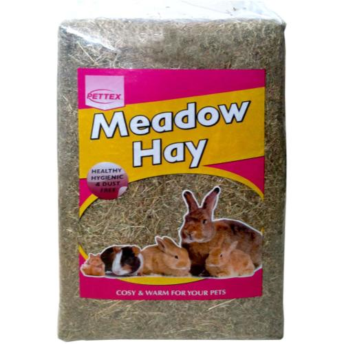 Pettex Compressed Meadow Hay