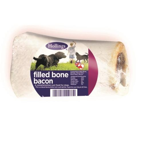 Hollings Filled Bones Dog Treats
