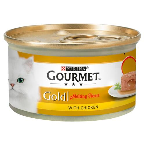 Gourmet Gold Melting Heart Chicken Adult Cat Food
