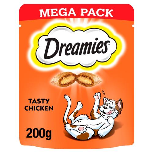 Dreamies Mega Packs Of Cat Treats