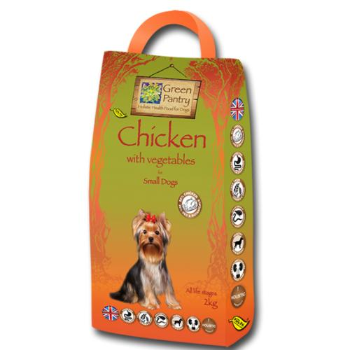 Green Pantry 80/20 Chicken Grain Free Small Dog Food