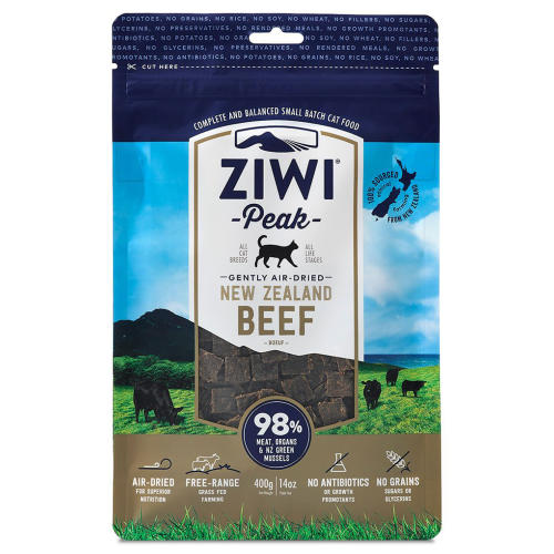Ziwipeak New Zealand Beef Dry Cat Food