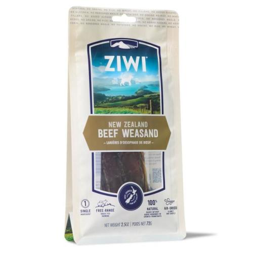 Ziwipeak Oral Health New Zealand Beef Weasand Dog Chew