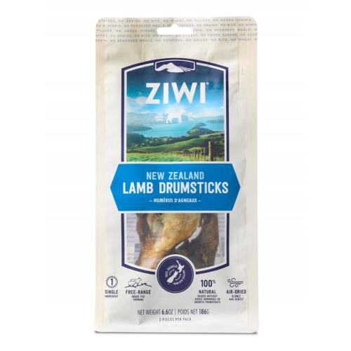 Ziwipeak Oral Health New Zealand Lamb Drumstick Dog Chew