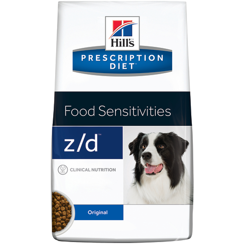 Hills Prescription Diet Zd Food Sensitivities Original Dry Dog Food